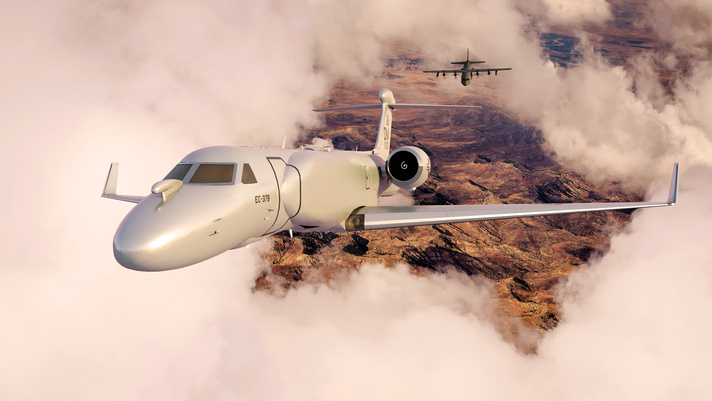 BAE Systems Tests SABER for Next-generation US Air Force Electronic Warfare Aircraft