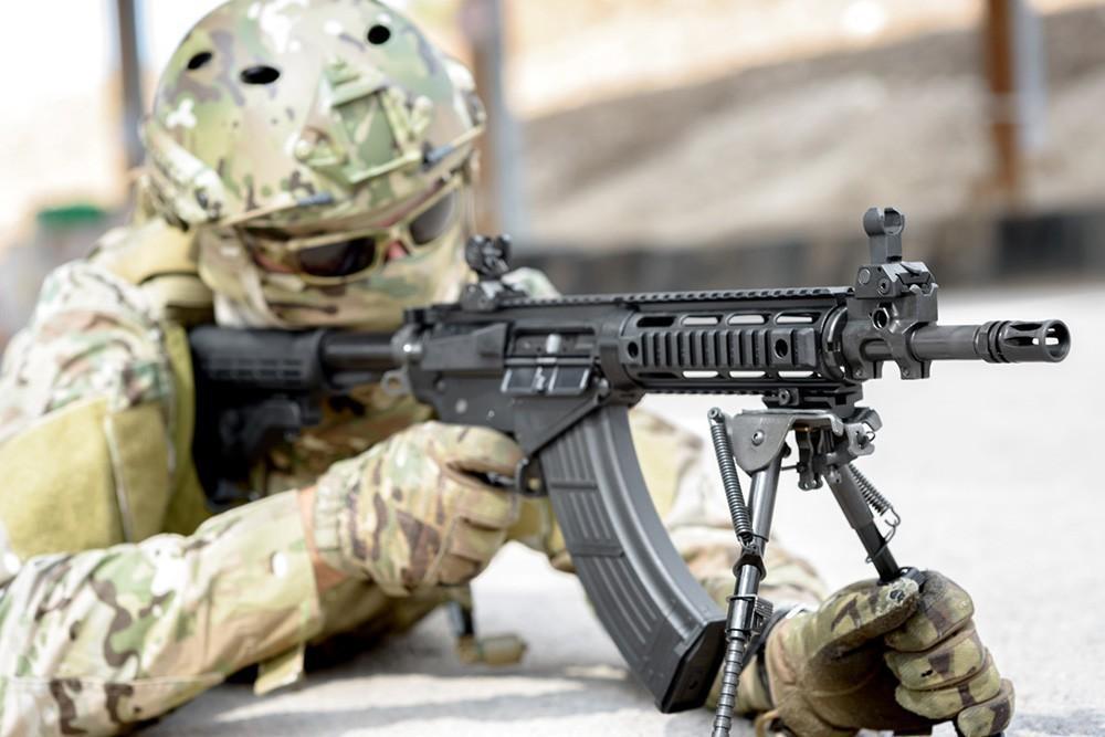 EMTAN MZ-47 Automatic Rifle