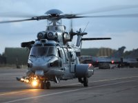French Minister of Armed Forces Orders H225Ms and VSR700 Prototype in Support of Helicopter Industry