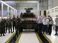 Iveco Defence Vehicles LMV-BR Enters Service with Brazilian Army