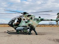 Lebanese Air Force Completes First MD 530F Helicopters Training Class