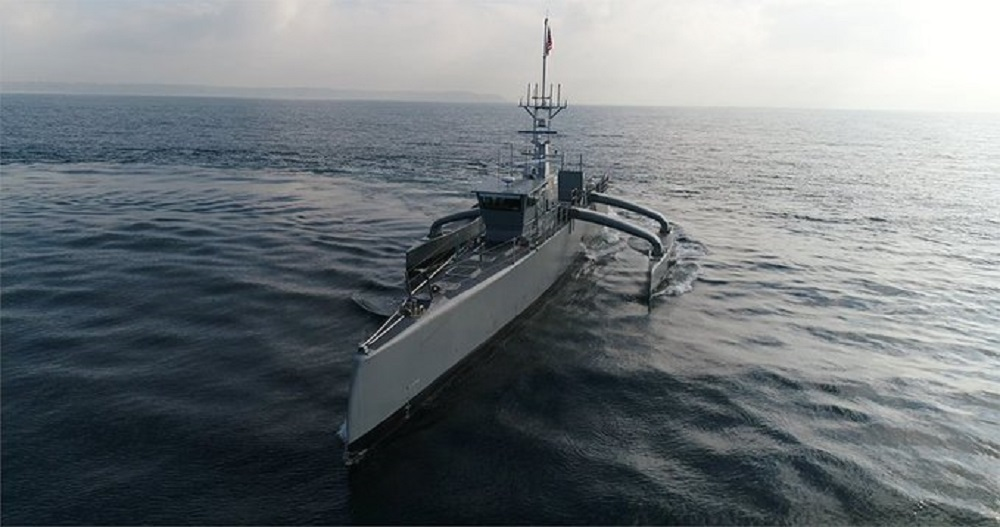 Leidos Completes Delivery of Seahawk High-availability Autonomous Surface Vessel to US Navy