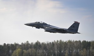 Liberty Wing conducts ACE exercise in Poland