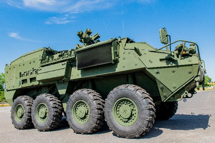 Lockheed Martin Terrestrial Layer System (TLS)