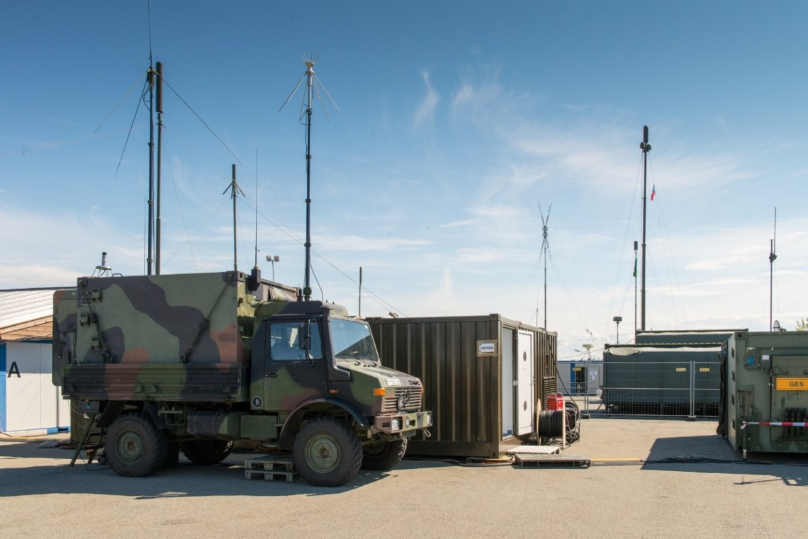 MADG to Modernise NATO Deployable Air Command and Control Component (DACCC)