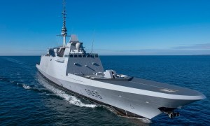Naval Group Delivers FREMM DA Alsace Multimissions Frigate to French Navy