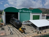 Navantia to Launch Isaac Peral Submarine for Spanish Navy