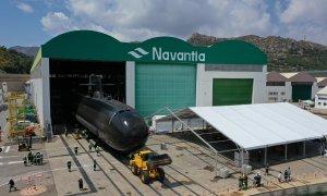 Navantia to Launch Isaac Peral Submarine for Spanish Navy
