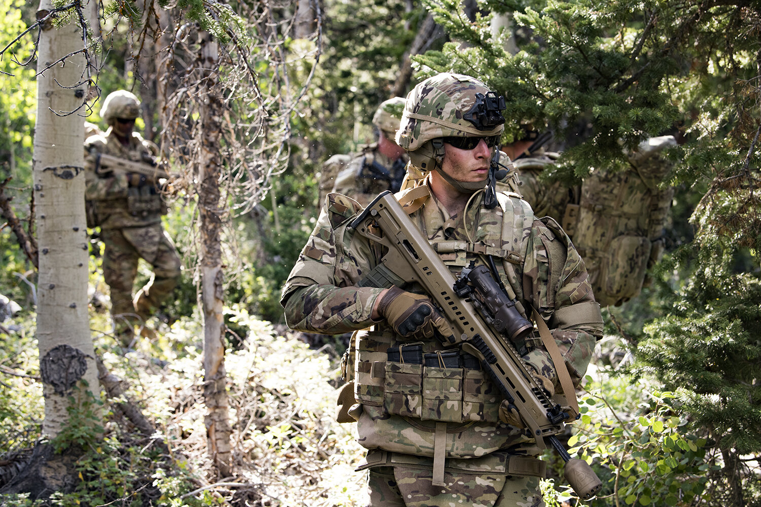 U.S. Army's Next Generation Squad Weapon (NGSW)