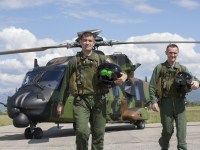 NHIndustries Chooses Thales's TopOwl Helmet System for Special Forces for NH90 Pilots