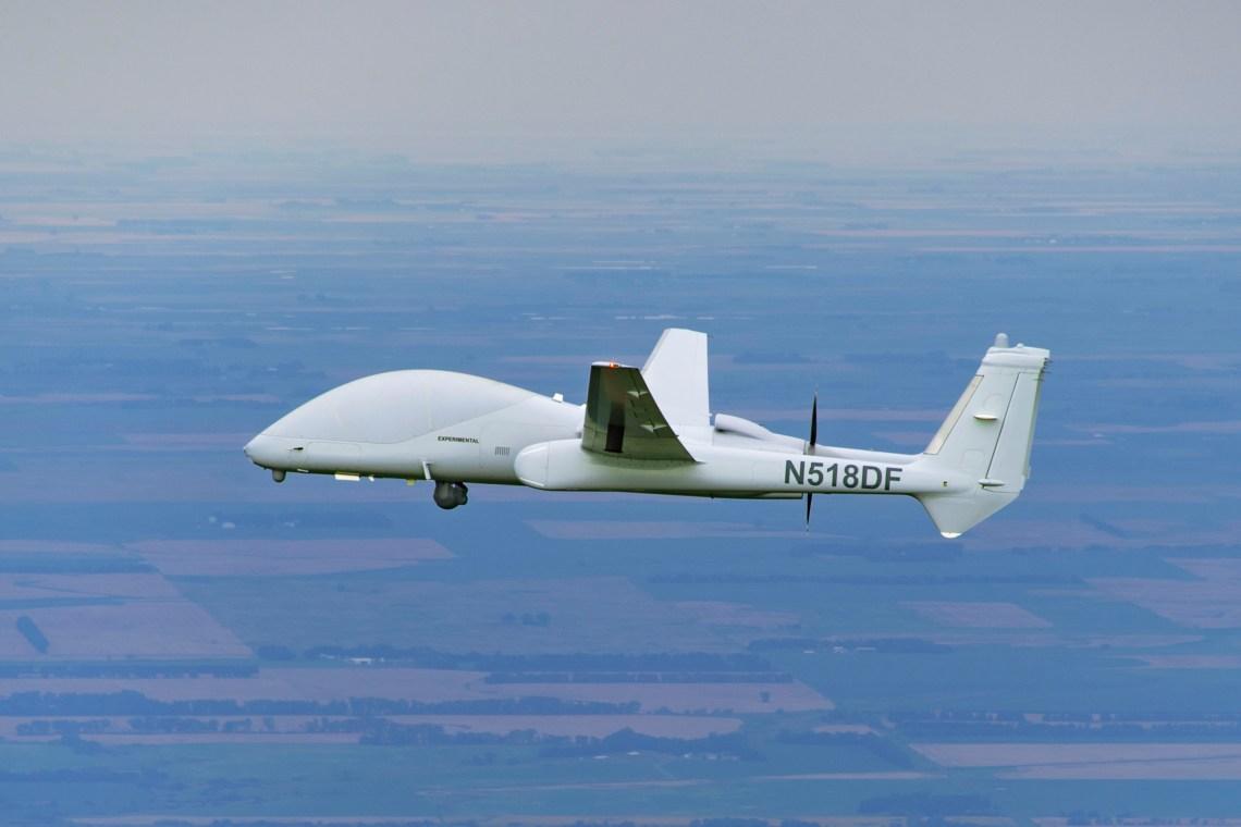 Northrop Grumman's Firebird Unmanned Aircraft System Demonstrates Operational Flexibility