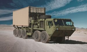 Oshkosh Defense Awarded $13 Million Contract for M1075A1 Palletized Load System