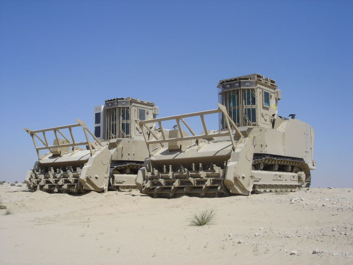Pearson Engineering Completes First Virtual Factory Acceptance Test to Provide MW 370 Mine Clearance Vehicles