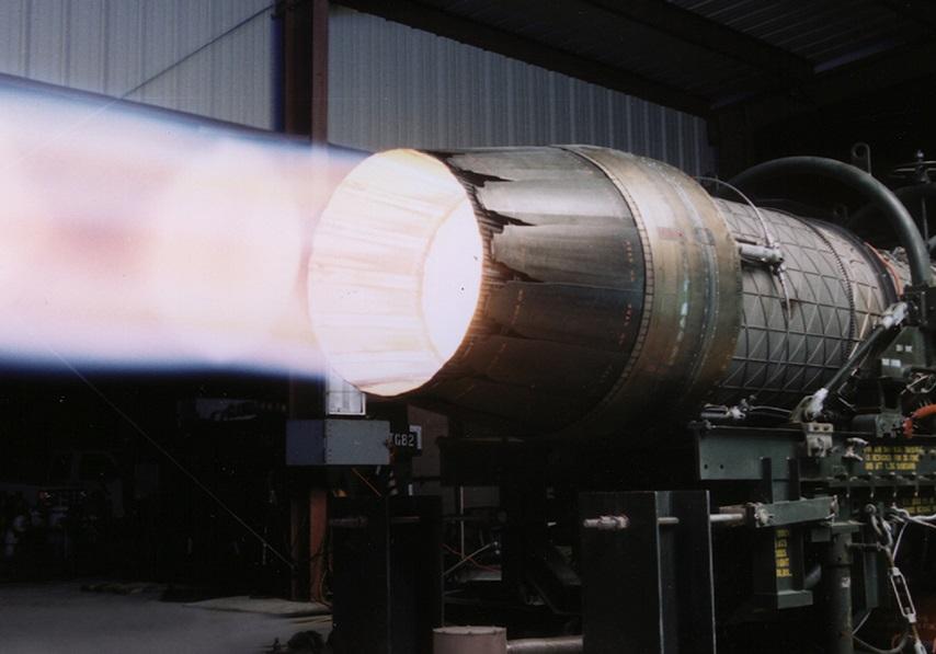 Pratt & Whitney F100-PW-229 Engine