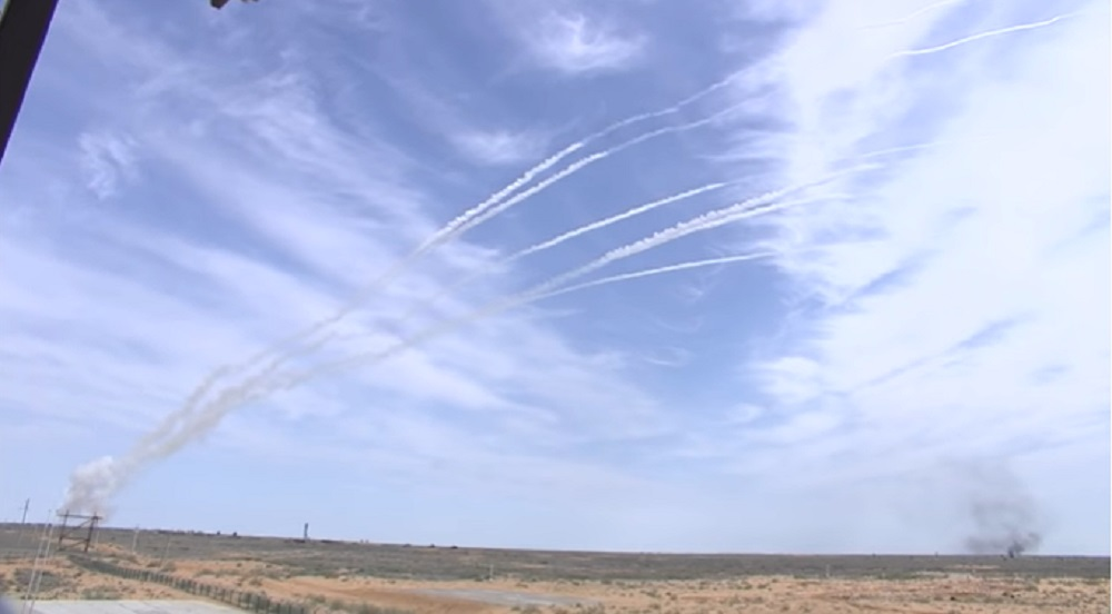 Russia Demonstrates S-400 and Pantsyr-S Combat Capabilities to Foreign Military Attaches