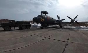 Russian Pacific Fleet Ilyushin Il-38/l-38N Conduct Anti-Submarine Warfare Exercise in Arctic Ocean
