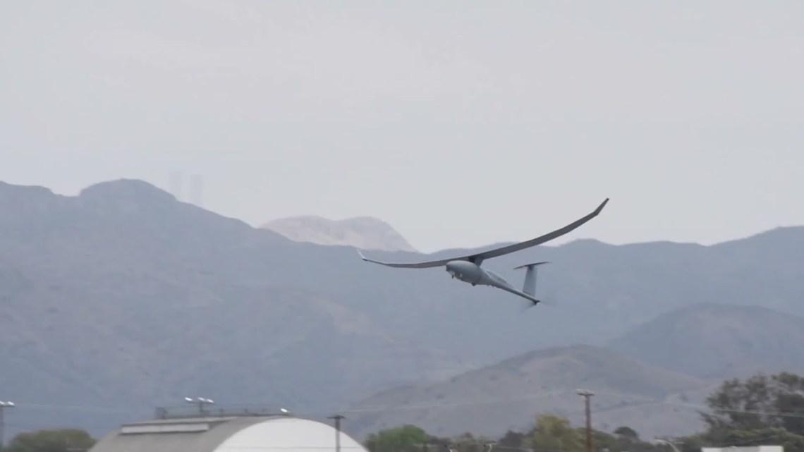 VA001 Vanilla Unmanned Aerial Vehicle