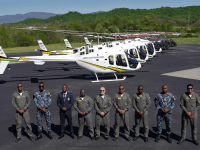 Bell Announces Delivery of 300th Bell 505 Jet Ranger X Helicopter to Jamaica Defence Force