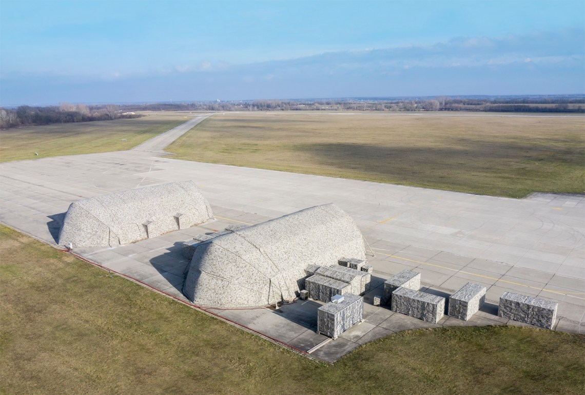 SAAB Deployable Maintenance Facility (DAM)