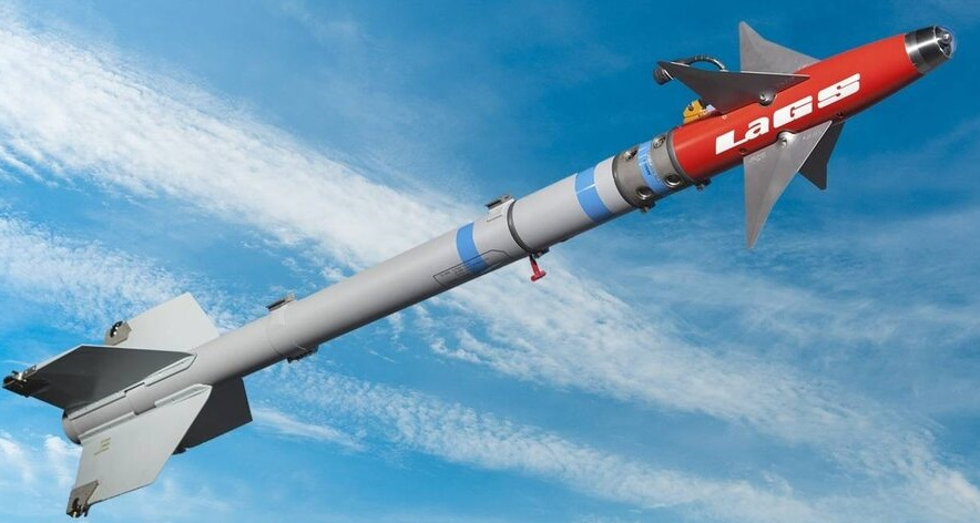 Diehl Defence Complete Successful Test Firings of New Laser Guided Sidewinder (LaGS)