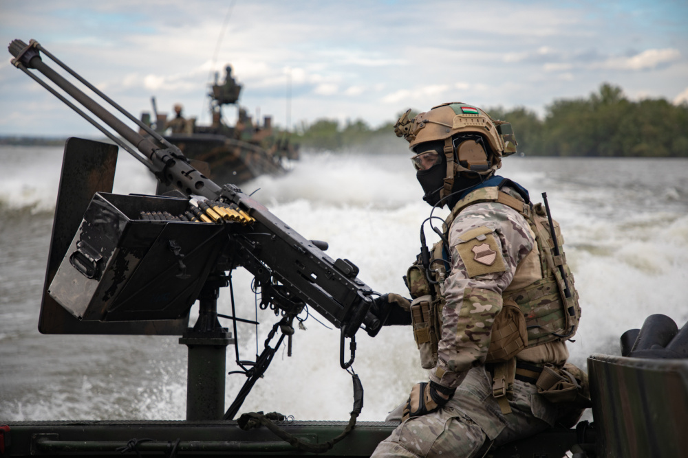 Future NATO Response Force Reaches Initial Operational Capability During Black Swan 21