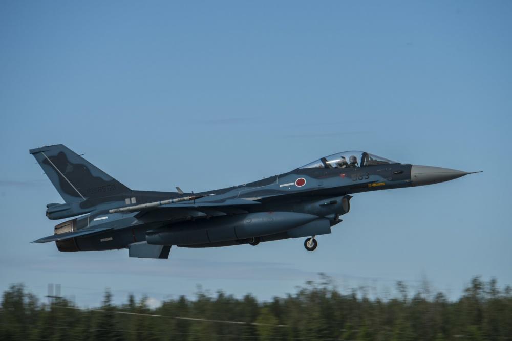 Japan Air Self-Defense Force F-2