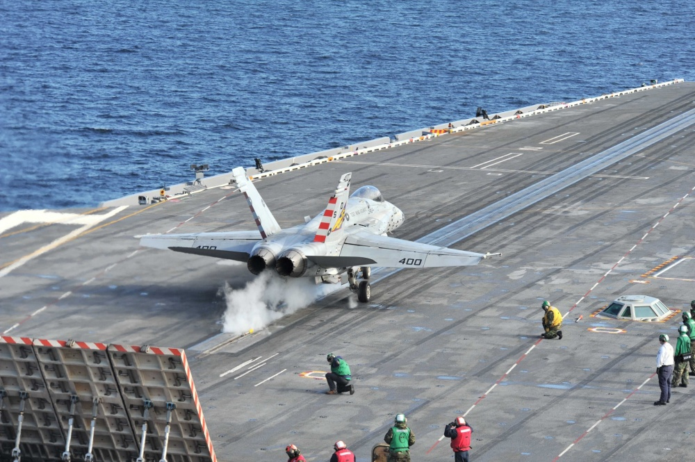 US Navy Declares Initial Operational Capability for Joint Precision Approach and Landing System (JPALS)