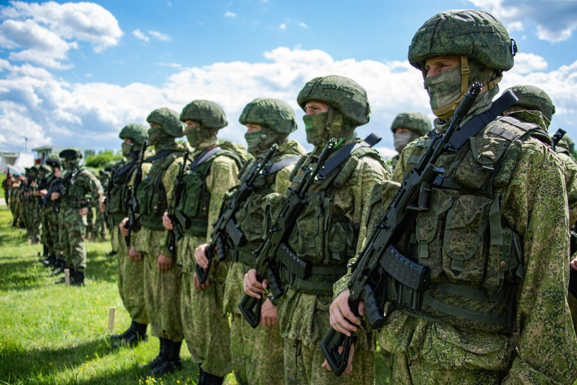 Joint Russian-Serbian Counter-terrorism Exercise Kicks off in Serbia