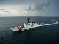United States Coast Guard Legend-class cutter