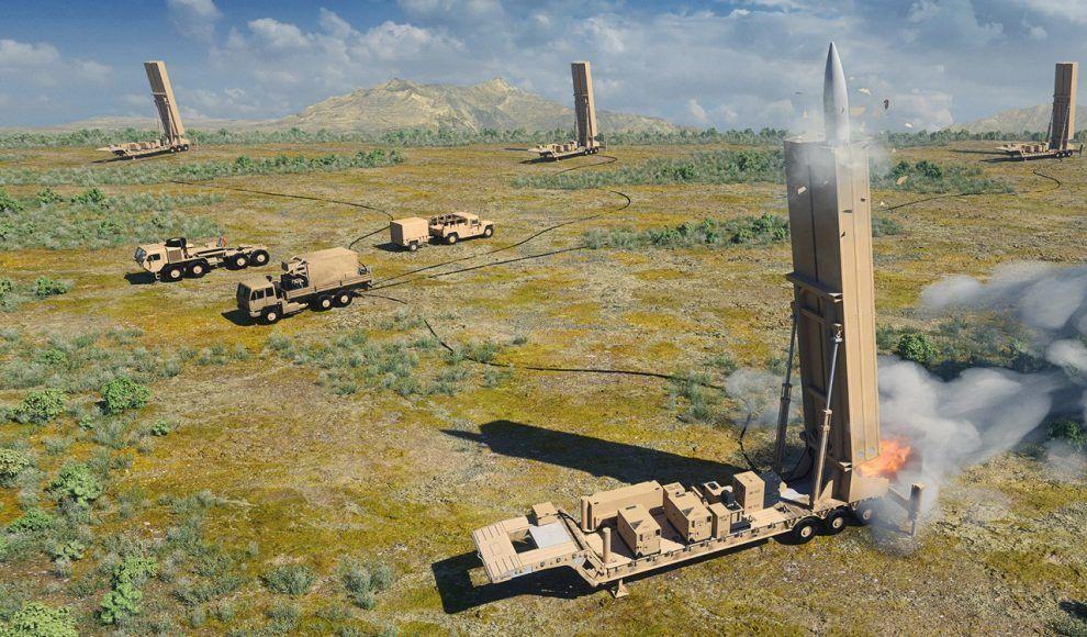 Long Range Hypersonic Weapon (LRHW)