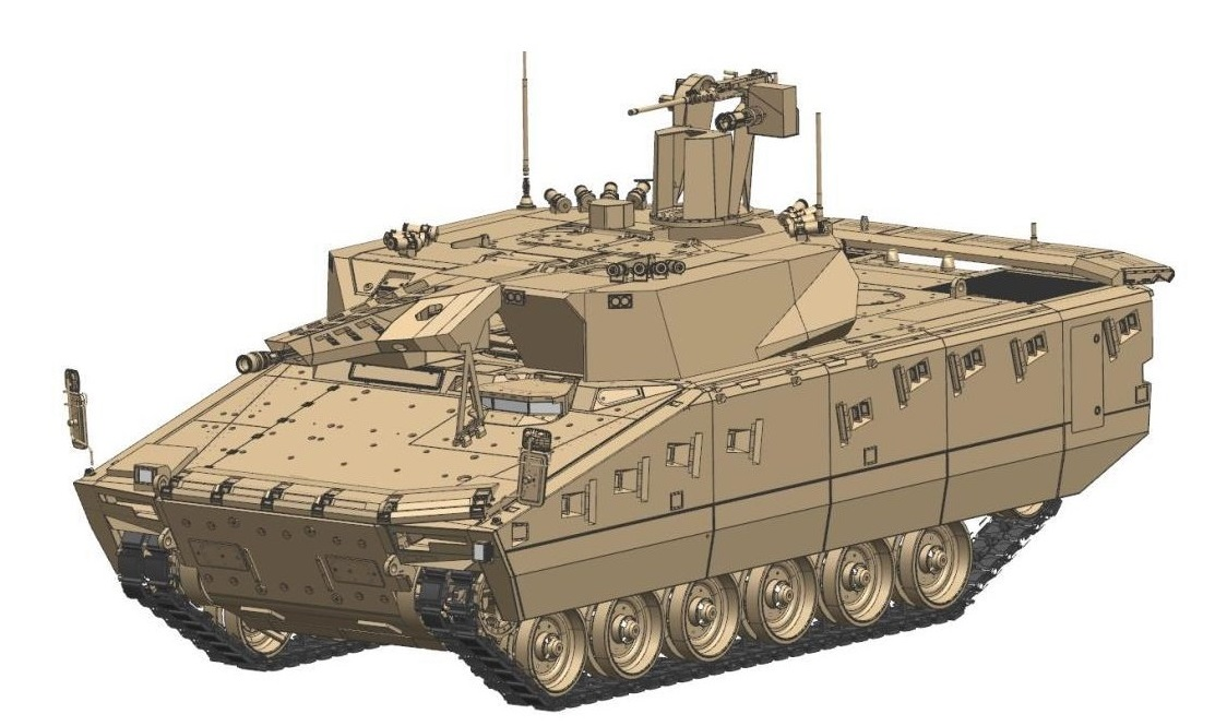 Rheinmetall Lynx Infantry Fighting Vehicles