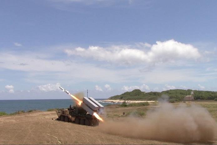 Naval Strike Missile Missile Launch Vehicle (NSM MLV)