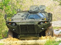 Panus R600 8x8 Infantry Fighting Vehicle