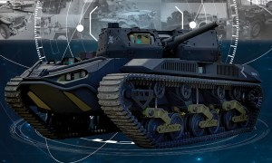 Robotic Combat Vehicle (RCV)