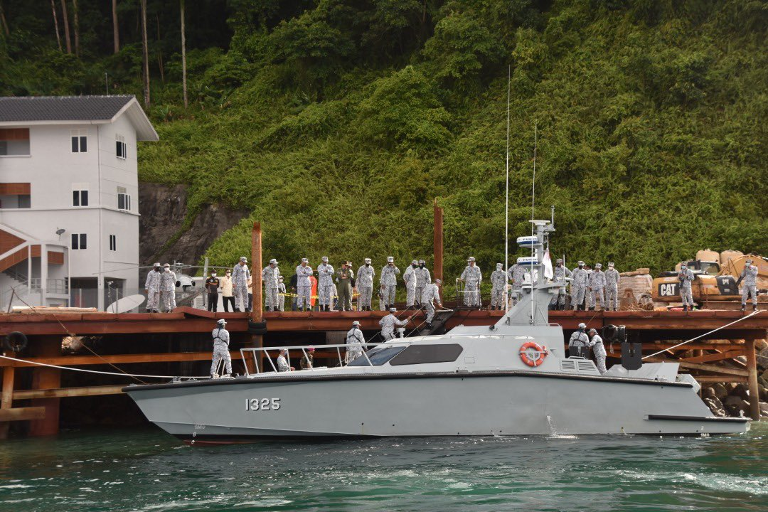 Royal Malaysian Navy G2000 Fast Interceptor Craft (FIC)
