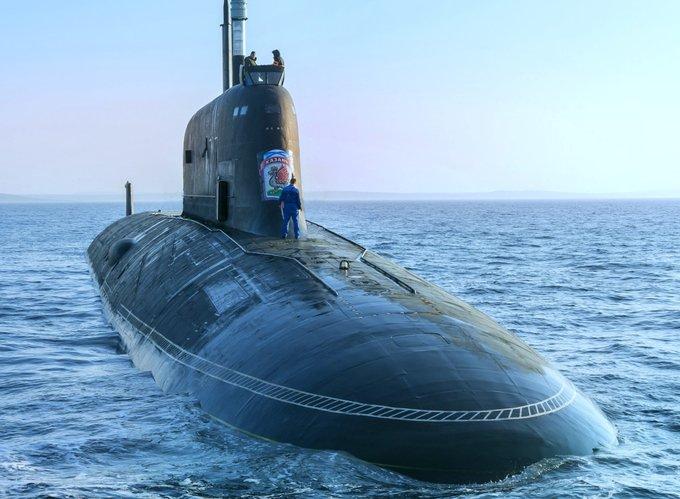 Kazan Nuclear-powered Cruise Missile Submarine