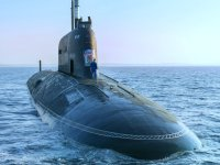 Kazan Nuclear-powered Cruise Missile Submarine