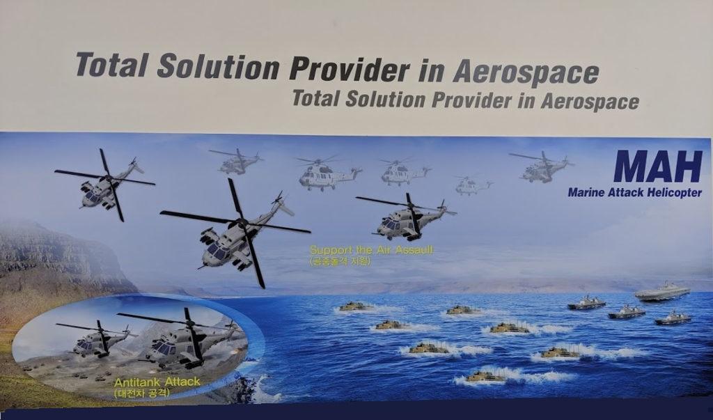 Korean Aerospace Industries Surion Marine Attack Helicopter