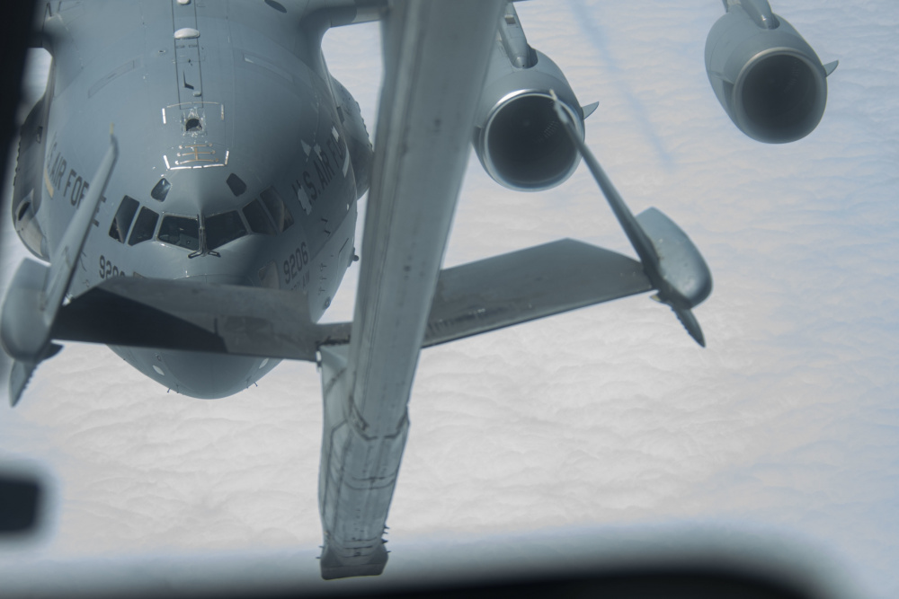 US Air Force 305th Air Mobility Wing Provides Swift Response During NATO Exercise