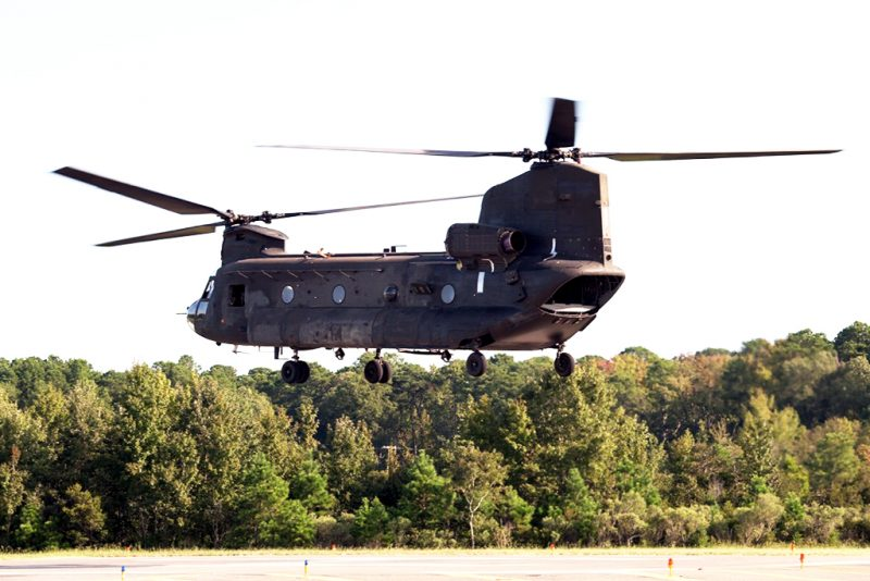 US Army Boeing and GE Complete Successful H-47 Chinook Demonstration Program with T408 Engines