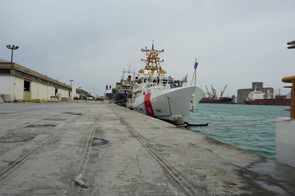 USCGC Charles Moulthrope