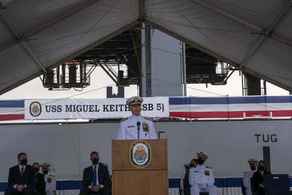 USS Miguel Keith (ESB-5)