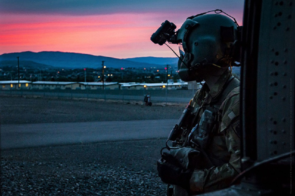 AN/AVS-6 Aviator's Night Vision Imaging Systems (ANVIS)