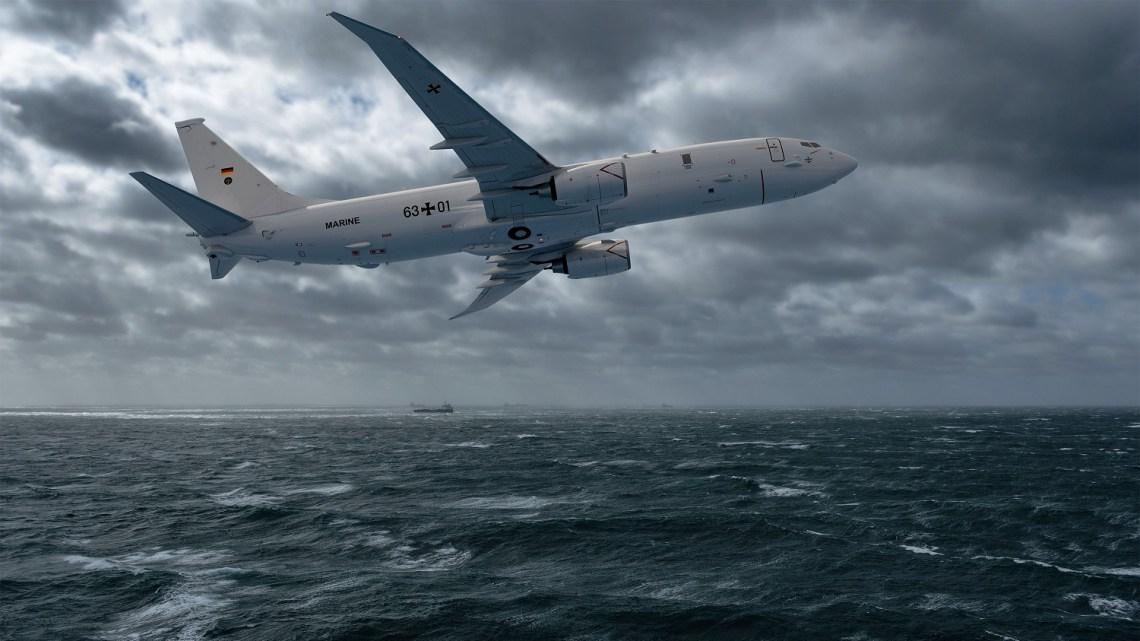Lufthansa Technik, ESG and Boeing Partner for Potential German P-8A Poseidon MPA Fleet Support