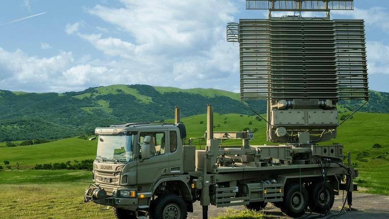 Lockheed Martin TPS-77 MRR Mobile Radar