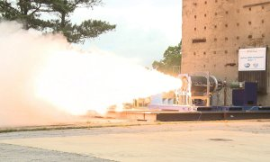 Aerojet Rocketdynes Rocket Motor Technology Advances US DARPA Opfires Hypersonic Weapon Program