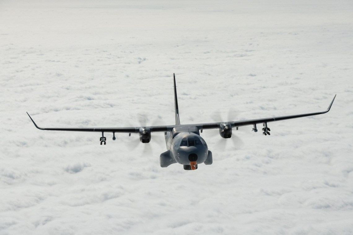Airbus Defence and Space Unveils C295 Armed Intelligence Surveillance and Reconnaissance Version