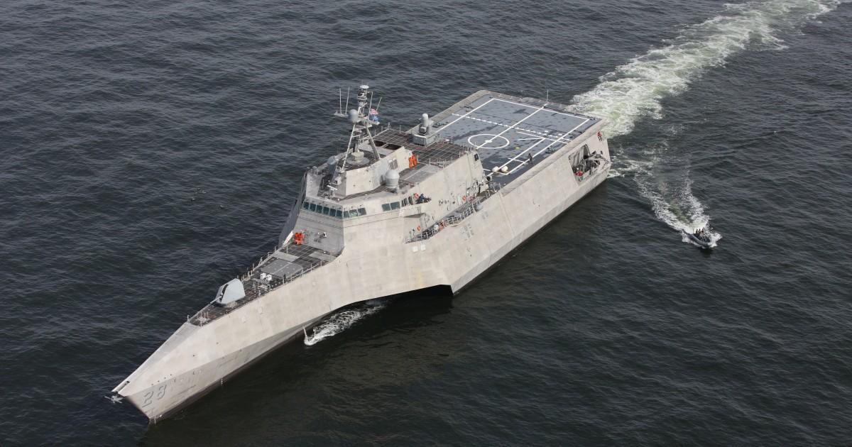 US Navy USS Savannah (LCS 28)