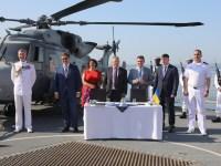 Babcock International Group Signs Agreement to Support Ukrainian Naval Capabilities Enhancement Programme