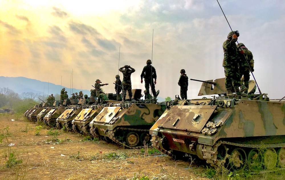 Clarifai Partners with US Army in CRADA for Large Scale EO/IR Data Labeling